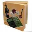Lexington Studios Home and Garden Wine and Spirits Good Book, Good Wine Memory Photo Album