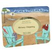<strong>Travel and Leisure Skinny Dipping Picture Frame</strong> by Lexington Studios