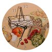 "<strong>Lexington Studios</strong> Home and Garden 10"" Recipes Wall Clock"