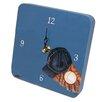 Lexington Studios Sports Baseball Tiny Times Clock