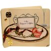 <strong>Lexington Studios</strong> Wedding Table 4 Two Rose Mini Wedding Book Photo Album