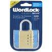 WordlockInc 4 Dial Sport Lock