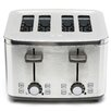 <strong>Calphalon</strong> Kitchen Electrics 4-Slice Toaster