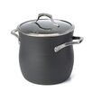 <strong>Unison Nonstick 8-qt. Stock Pot with Lid</strong> by Calphalon