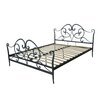 Gold Sparrow Florence Metal Bed