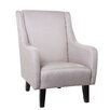 Gold Sparrow Anaheim Wingback Arm Chair