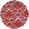 <strong>Structure Fenway Dark Red/Beige Rug</strong> by St. Croix