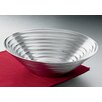 <strong>St. Croix</strong> Kindwer Ribbed Aluminum Round Bowl