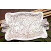 "St. Croix Kindwer 19"" Elephant Novelty Platter"