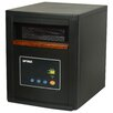 Optimus 1500 Watt Infrared Cabinet Space Heater with Remote LED