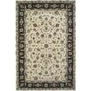 <strong>American Home Rug Co.</strong> Premier Ivory/Black Rug