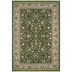 American Home Rug Co. American Home Classic Kashan Emerald/Ivory Rug