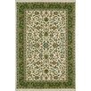 <strong>American Home Classic Kashan Ivory/Emerald Rug</strong> by American Home Rug Co.