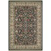 <strong>American Home Classic Kashan Navy/Ivory Rug</strong> by American Home Rug Co.