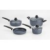 <strong>Woll Cookware</strong> Diamond Plus 7-Piece Cookware Set
