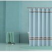 DR International Trinity Polyester Shower Curtain
