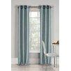 DR International Bali Faux Silk Grommet Curtain Panel (Set of 2)
