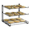 <strong>Nifty Home Products</strong> Non-Stick Three Tier Cooling Rack