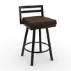 "Amisco Urban Style Derek 26"" Swivel Bar Stool"