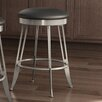 "Amisco Library Luxe Style Phylo 30"" Swivel Bar Stool"