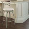 """<strong>Library Luxe Style 30"""" Bourbon Swivel Bar Stool</strong> by Amisco"""
