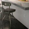"""Amisco Urban Style Domino 26"""" Swivel Bar Stool"""