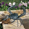 <strong>Sea Life Crab Fountain</strong> by Brass Baron