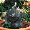 <strong>Leaping Fish Fountain</strong> by Brass Baron