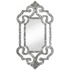 Majestic Mirror Antique Beveled Wall Mirror