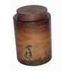 Oriental Furniture Goddess Tea Jar
