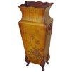 Oriental Furniture Double Flower Vase
