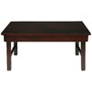 <strong>Rosewood Korean Coffee Table</strong> by Oriental Furniture