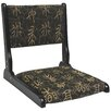 <strong>Oriental Furniture</strong> Zaisu Tatami Fabric Slipper Chair