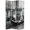 "<strong>70.88"" x 47.25"" Scenes of Venice 3 Panel Room Divider</strong> by Oriental Furniture"