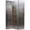 Faux Leather Crocodile Room Divider