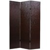 "<strong>Oriental Furniture</strong> 70.88"" x 47.25"" 3 Panel Room Divider"