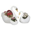 <strong>Union Products</strong> Swan Planters (Set of 3)
