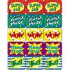 Eureka! Stickers School Days 1440/pk