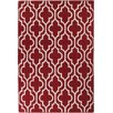 Bashian Rugs Rockport Red Area Rug