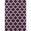 Bashian Rugs Rockport Lilac Purple Area Rug