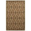 LR Resources Allure Oatmeal Area Rug