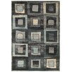 <strong>Adana Blue Geometric Rug</strong> by LR Resources