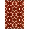 LR Resources Adana Terracotta Area Rug