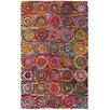 LR Resources Layla Multi Area Rug