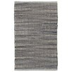 LR Resources Accent Grey Area Rug