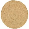 LR Resources Accent Natural Area Rug