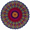 LR Resources Vibrance Red Rug