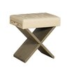Couef Mr X Stool with Pull Out Shelf