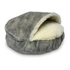 <strong>Cozy Cave Luxury Hooded Dog Bed</strong> by Snoozer Pet Products