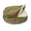 <strong>Snoozer Pet Products</strong> Cozy Cave Luxury Orthopedic Hooded Dog Bed